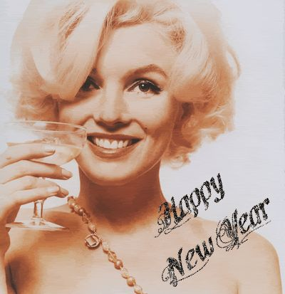 Marilyn Monroe - Happy New Year
