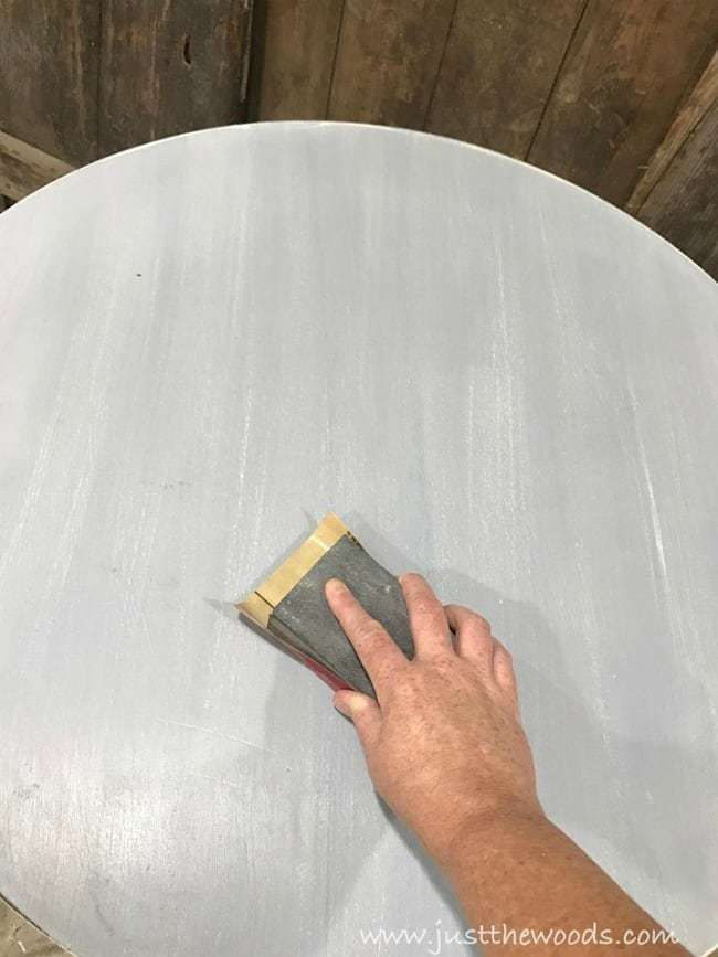 repainting painted furniture how to paint over painted wood rh ar pinterest com