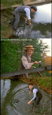 one of my favorite parts of the Anne of Green Gables Sequel! Katherine you should watch it if you haven't already!!!!!