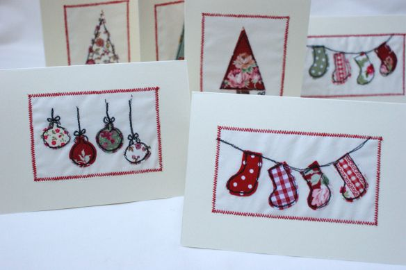 freehand embroidered cards                                                                                                                                                                                 More