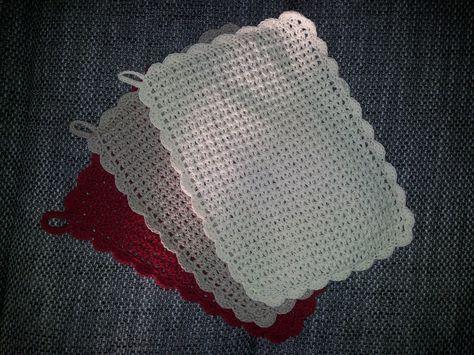 Im V Muster Du Benötigst Ein Baumwollgarn 100 Häkelnadel Nr 3