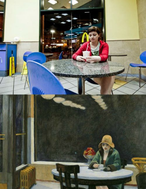 Remarkable Remakes from the Booooooom Photo Project at LuLus.com!