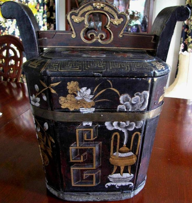 Antique Bed: 44 Best Vintage Chinese Food Boxes Images On Pinterest