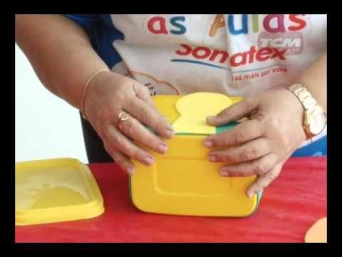 Potes de sorvete decorados – Saiba como fazer