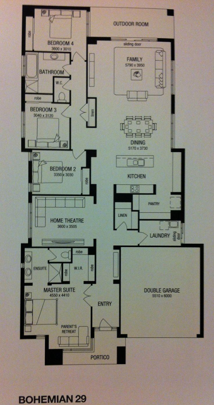 Masterton homes floor plans homes home plans ideas picture - Masterton Homes Dream Housesfloor Planshousing