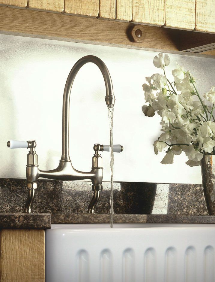 As With Their Sinks Shaws Hand Craft All Their Tap Designs. The Pendleton  Mixer Has