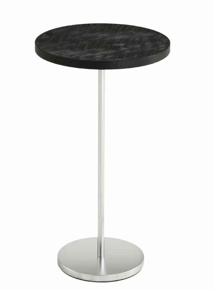 Malang side table is handsculpted from varnished rose wood. 50.3h x 28cm.