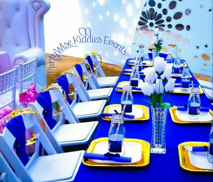 Royal Prince birthday Party