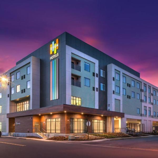Even Hotel Eugene Last Night Of Trip 2019 Hotel Hotel Deals Hotel Price
