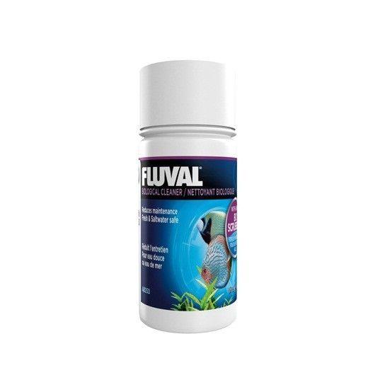 FLUVAL Limpiador Bioligico (Waste Control) - #FaunAnimal El Limpiador Biológico Fluval ayuda a reducir el mantenimiento del acuario, ayudando a descomponer desperdicios en la grava, filtros, decoración y superficies interiores del acuario.