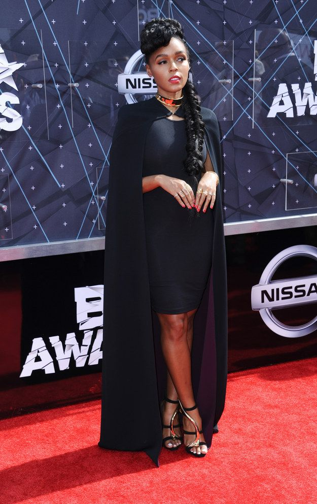 Janelle Monae | All The Looks From The 2015 BET Awards