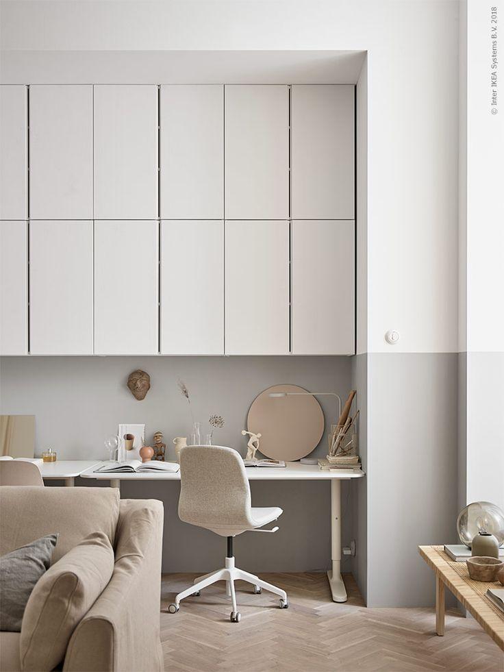 Soft Minimalism by IKEA Livet Hemma - via Mur-Beton Design blog