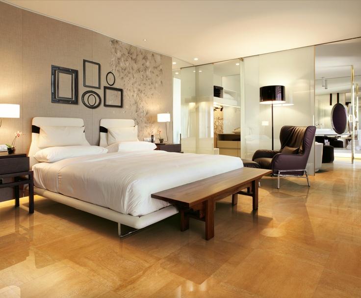 Tropical Tile.Bedroom Tile