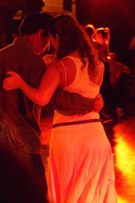 Tango milonga at Buenos Aires!
