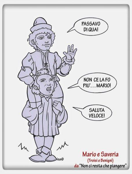 ISACOMICS: Per SUL PALCO omaggio a Massimo Troisi