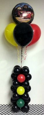 balloon decor cars - Google zoeken