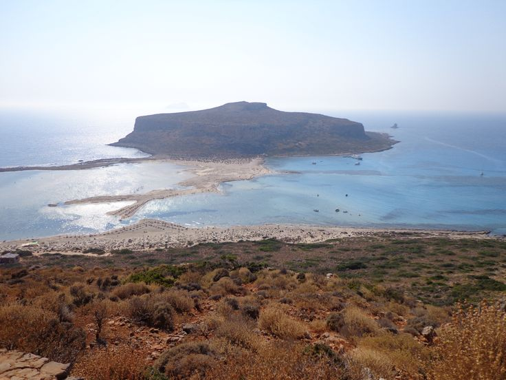 """Balos""beach in Chania ,Crete island(Greece)"