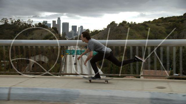 QUIK by Colin Kennedy. QUIK is a collaboration between www.theberrics.com and Quiksilver. It's a film shot exclusively on the sidewalks and streets of Los Angeles giving an unprecedented look into the world of street skating. Captured entirely from a moving vehicle, the film follows Austyn Gillette as he skates through the neighborhoods of LA's historic east-side and downtown at top speed.