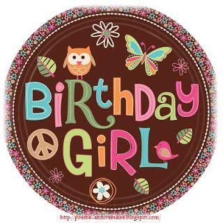 Pour ton anniversaire