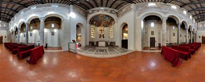 Rome - San Giovanni a Porta Latina