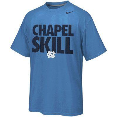 Nike North Carolina Tar Heels (UNC) Selection Sunday Local T-Shirt - Carolina Blue