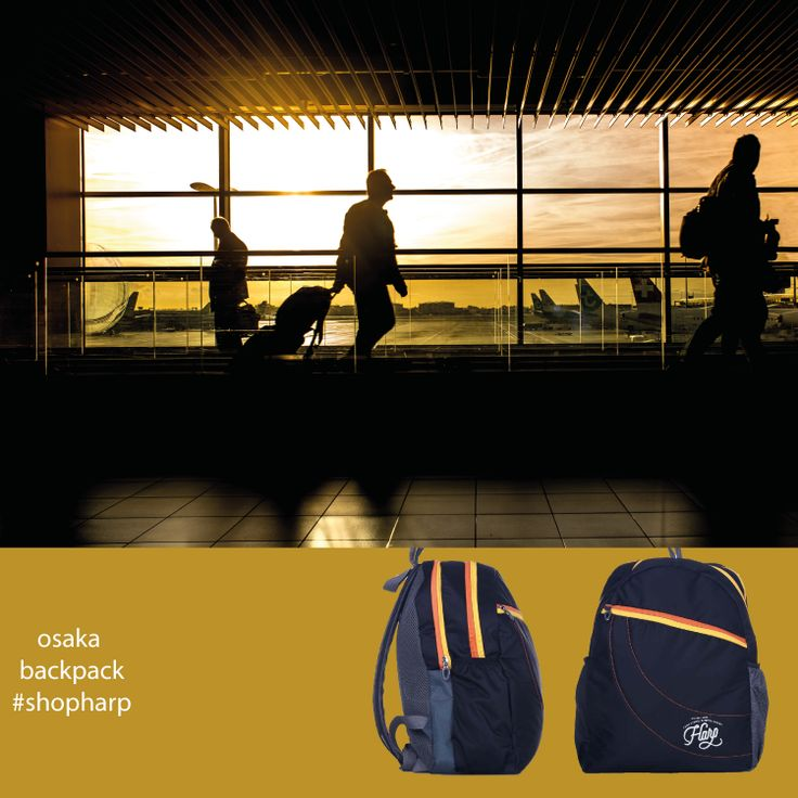 Osaka backpack for Laptop via harp - Handbags | bags | style | mens | woman | borse | sac | unisex | craft | leather | handmade | jewellery. Click on the image to see more! #harp #shopharp #viaharp #backpack #laptop #computer #travel #osaka #unisex