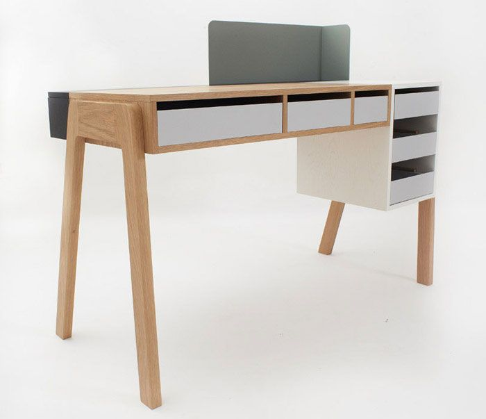 best 20+ modern desk ideas on pinterest | modern office desk