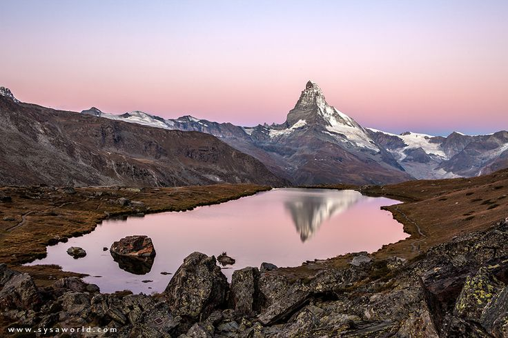 Matterhorn: the Symbol of the Alps - http://lightorialist.com/matterhorn-symbol-alps/