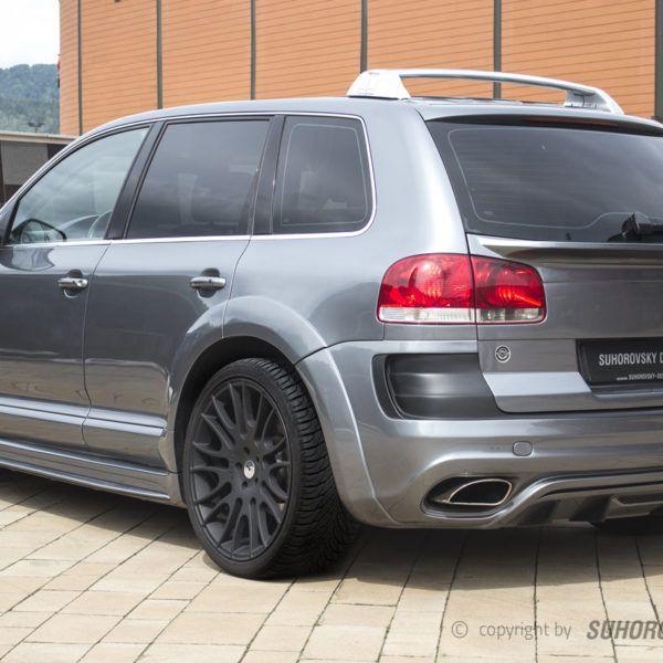 VW Touareg MK1 SR66 body kit