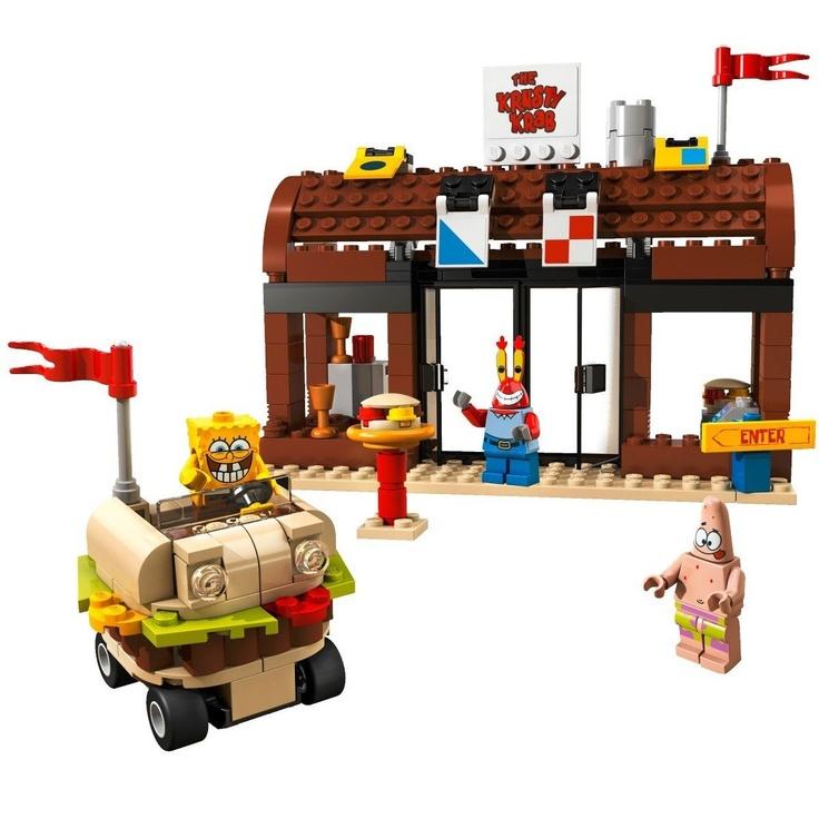 Lego Spongebob Krusty Krab Adventures - 124.3KB