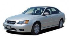I drive a 2005 Subaru Legacy! I love my car! He's named Chad!