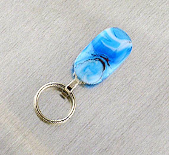 Magnetic Eyeglass Holder Magnetic ID Holder by SantaFeKiss on Etsy