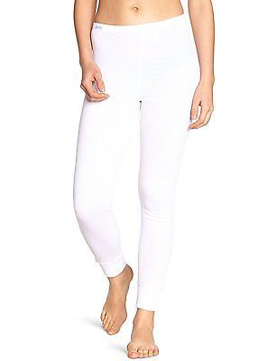 XX-Large, White, Odlo Women's Warm Trousers