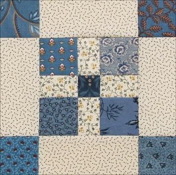 Civil War Quilts -- pattern