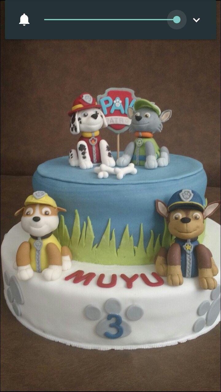 Torta Paw Patrol  Paw Patrol cake