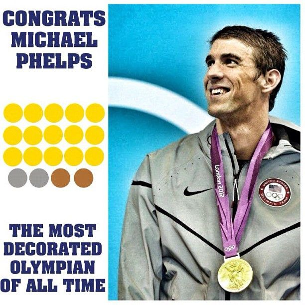 Congratulations Michael Phelps on your 19th olympic medal.  2012 London Olympics, usa swimming