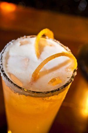 Endless Simmer: {Cocktail O'Clock: The Gringo | Tequila, Germain Elderflower, Grapefruit Juice & Pale Ale}: Beer Cocktails, Summer Drinks, Grapefruit Juice, Cocktails O' Clocks, Drinks Recipes, Pale Ales, Hot Summer, Portland Oregon, Mixed Drinks