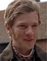 Ch 15.1 'All of her thoughts were completely confounded on Saturday when a fresh-faced young fellow stepped down from the carriage after her uncle.' This pic - Jefferson Hall as Mr Martin in Emma 2009.