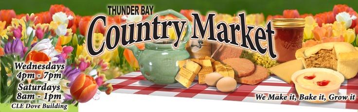 Thunder Bay Country Market - Home