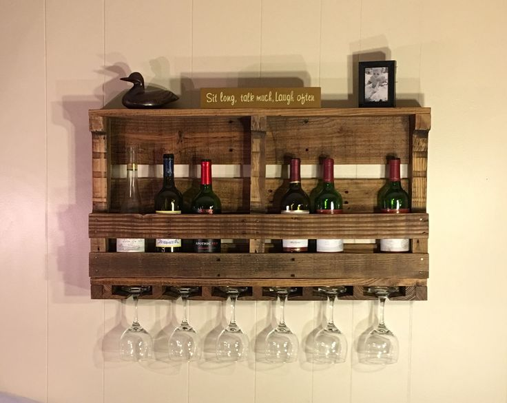 7 best Wine racks images on Pinterest | Rustic wine racks, Wine ...