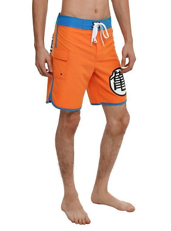 Dragon Ball Z Swim Trunks #shutupandtakemyyen #dragonballz #dbz #dragoball #anime #merch #merchandise #shorts #animemerch #animemerchandise #otaku #cosplay