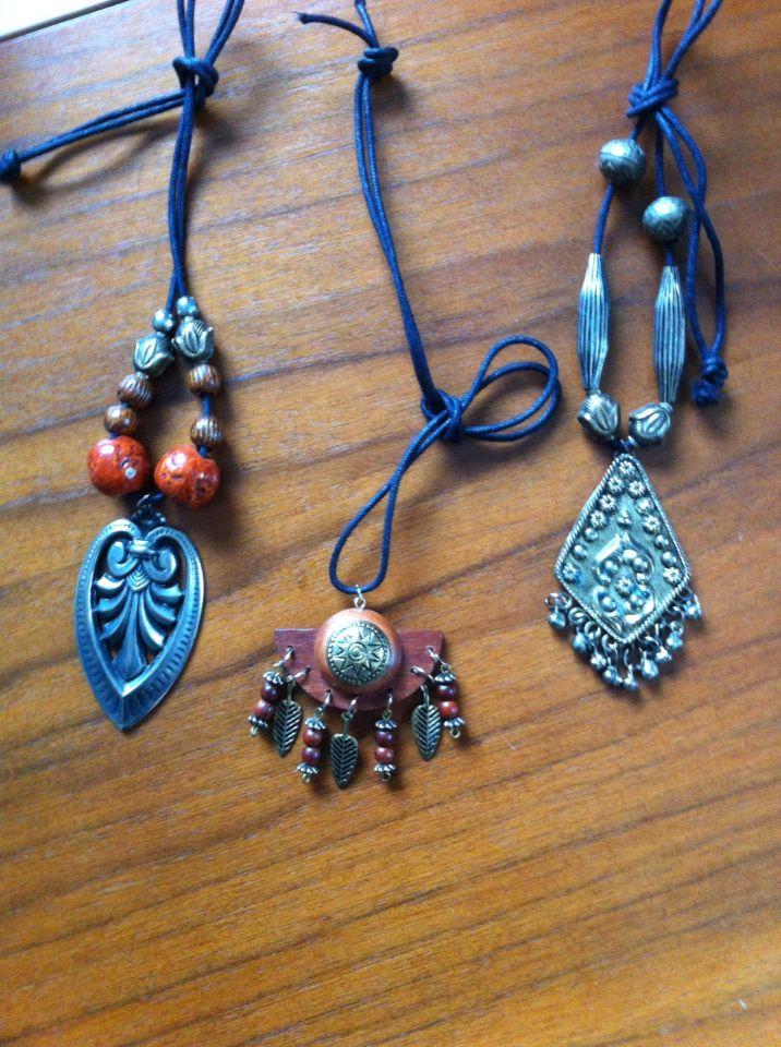 Indiska smycken från -70 talet