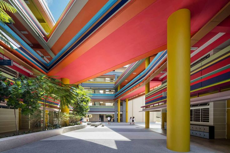 Nanyang Primary School and Kindergarten, primary school in - k chen stall coesfeld