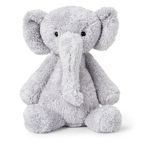 I love the Jellycat soft toys.  Lots come in neutral colours for your unisex nursery