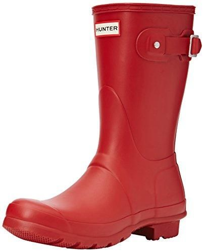 Oferta: 120€ Dto: -21%. Comprar Ofertas de Hunter Original Short - Botas para mujeres, color rojo (military red), talla 37/38 EU (5 UK) barato. ¡Mira las ofertas!