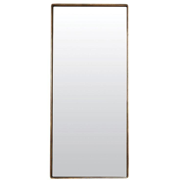 Refleksion Miroir 80x35cm, Laiton, House Doctor
