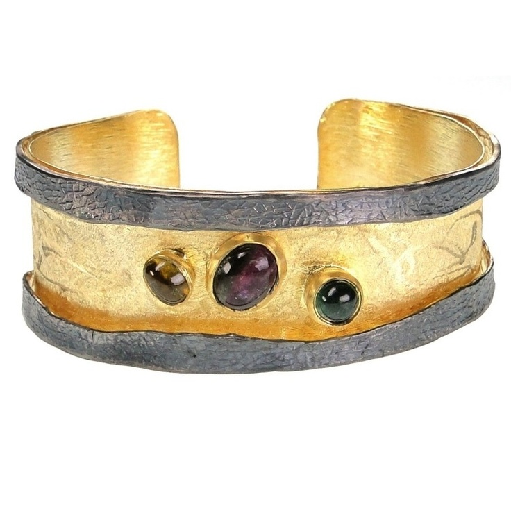130 best SilverTownArt Cuffs and Bangles images on Pinterest Charm