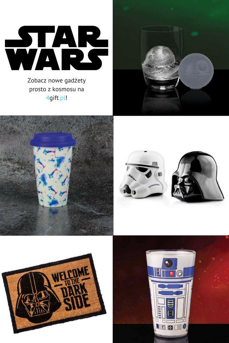 Nowości, gadżety, design z motywem Star Wars - wszystkie oryginalne i na oficjalnej licencji Lucasfilm i Disney kupisz na 4gift.pl!