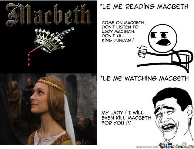 Lady Macbeth Essay Help Please :D ?