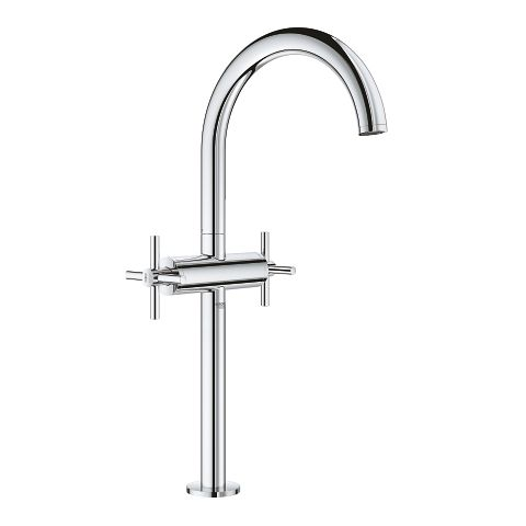 Atrio Single Hole Bathroom Faucet